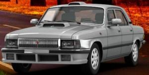 Тюнинг ГАЗ 3102 (Волга) – фото, задумки-6