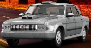 Тюнинг ГАЗ 3102 (Волга) – фото, задумки-7