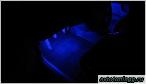 Тюнинг салона Лада Приора – фото-2