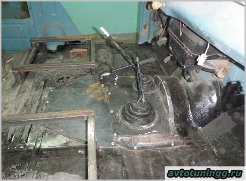 О тюнинге салона УАЗ 469 своими руками с фото-1