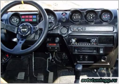 О тюнинге салона УАЗ 469 своими руками с фото-10