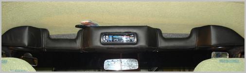 О тюнинге салона УАЗ 469 своими руками с фото-11