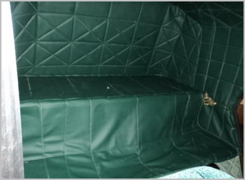 О тюнинге салона УАЗ 469 своими руками с фото-5