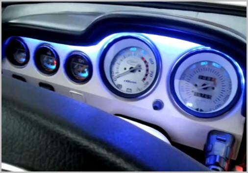 Оптимальный тюнинг салона ВАЗ 2106, фото-2
