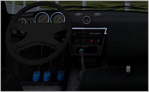 Оптимальный тюнинг салона ВАЗ 2106, фото-3