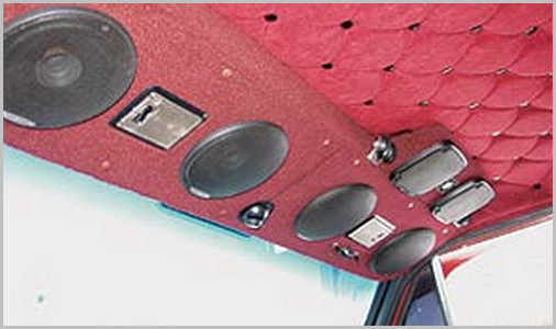 Оптимальный тюнинг салона ВАЗ 2106, фото-4