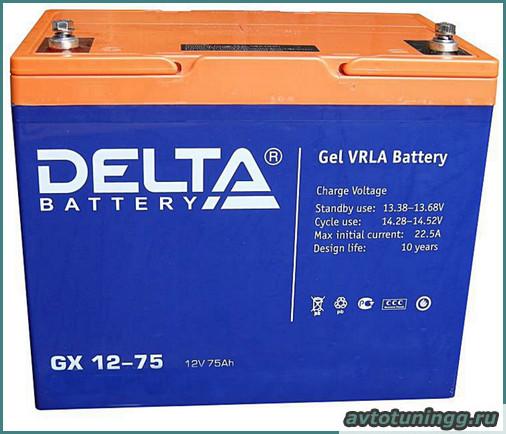 Гелевые аккумуляторы 12 вольт – цена