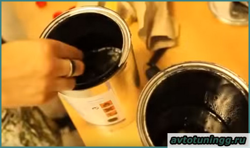 Покраска авто жидкой резиной, цены и анализ