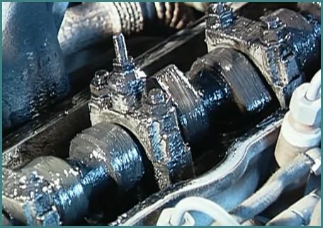 Промывка двигателя при замене масла, отзывы, мнения, советы, анализ-1