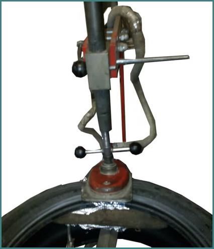 Ремонт боковых порезов шин горячей вулканизацией своими руками, советы, обзор-4