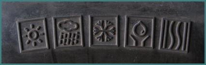 Какая бывает  маркировка всесезонных шин, описание, обзор-3