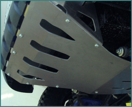 Правда о композитной защите картера двигателя, мнения, обзор-1