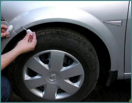 Ремонт сколов на кузове автомобиля своими руками, советы, обзор-1