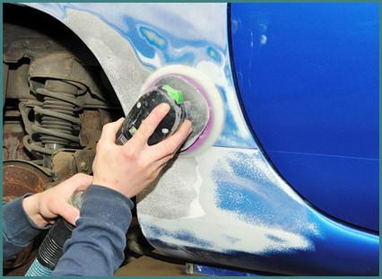 Ремонт сколов на кузове автомобиля своими руками, советы, обзор-2