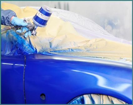 Технология покраски автомобиля своими руками, советы-1