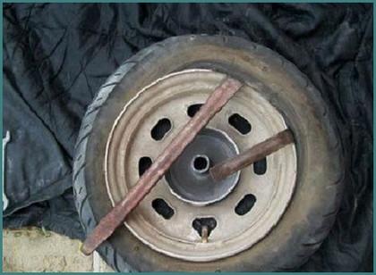 Как разбортировать колесо автомобиля в домашних условиях, советы, обзор-1