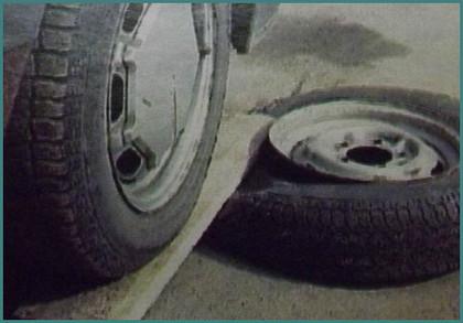 Как разбортировать колесо автомобиля в домашних условиях, советы, обзор-2