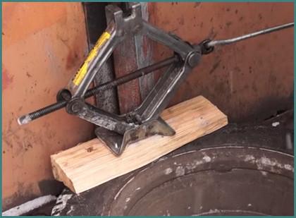 Как разбортировать колесо автомобиля в домашних условиях, советы, обзор-3