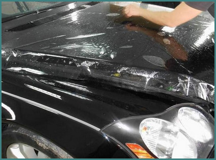 Антигравийная пленка на автомобиль, анализ-1