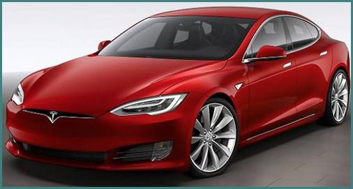 Фото автомобиля Тесла, анализ-1