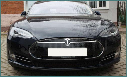 Фото автомобиля Тесла, анализ-2