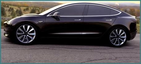 Tesla Model 3 - цена в России, обзор-1