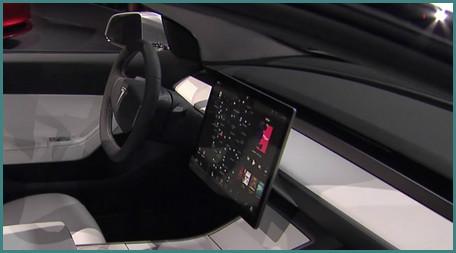 Tesla Model 3 - цена в России, обзор-2