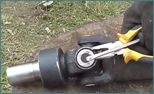 Замена крестовины карданного вала Газель, обзор-1
