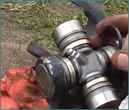 Замена крестовины карданного вала Газель, обзор-6