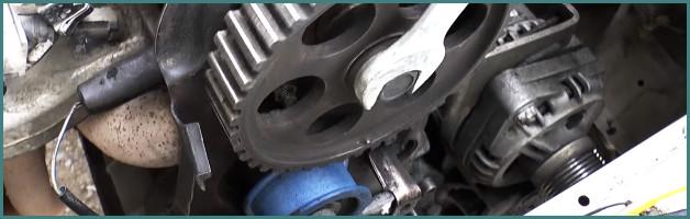 О замене ремня ГРМ ВАЗ 2114 в комплектации 8 клапанов
