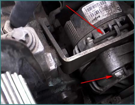 Замена ремня ГРМ ВАЗ 2114, 8 клапанов, алгоритм, анализ-1