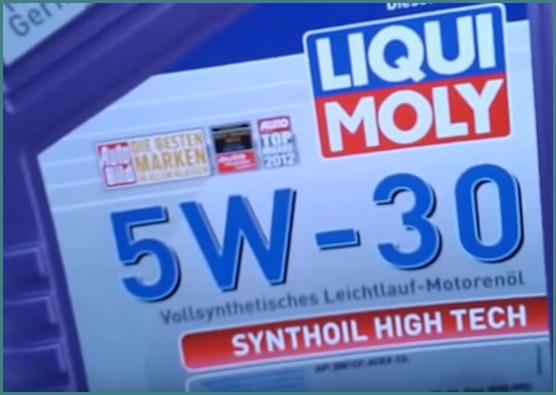 Отзывы о масле Ликви Моли 5w30 синтетика, анализ-1