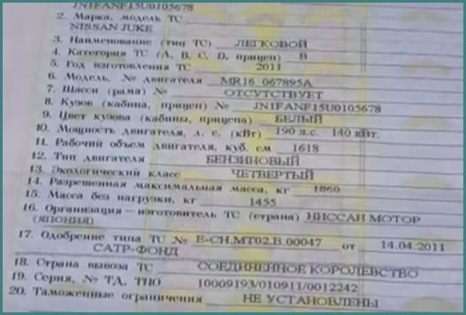Скачать бланк договора купли-продажи автомобиля 2018, анализ-3