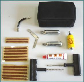 Как делается ремонт бокового пореза бескамерной шины, советы-1