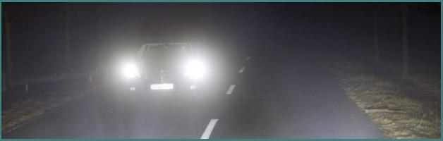 О том, как выбрать очки водителя для ночной езды