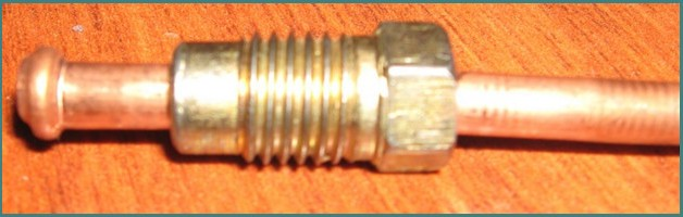 Развальцовка тормозных трубок своими руками, описание процесса