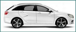 Фото, цены, характеристики автомобилей Лада Веста универсал-1