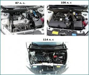 Фото, цены, характеристики автомобилей Лада Веста универсал-3