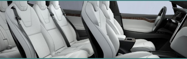 Tesla Model X — обзор, технические характеристики, цена в России