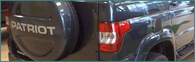 Комплектации УАЗ Патриот 2016 модельного года в новом кузове, цены и выводы