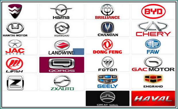 какие модели авто выпускает китай фото логотип хендай популярен