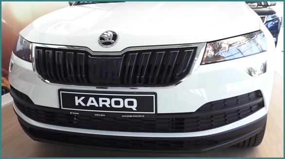 Skoda Karoq - старт продаж в России в 2019 году, обзор