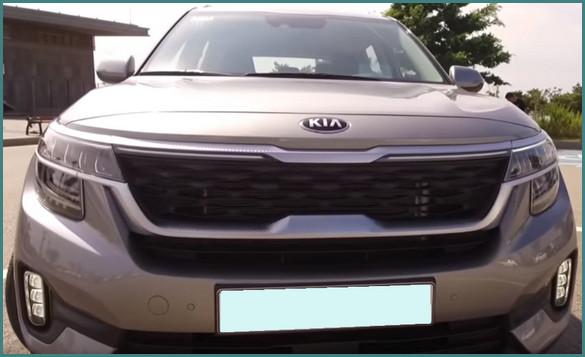 Старт продаж в России Kia Seltos 2019, цена, обзор