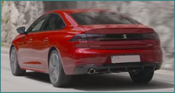 Peugeot 508 2019 - старт продаж в России, цена, обзор-1