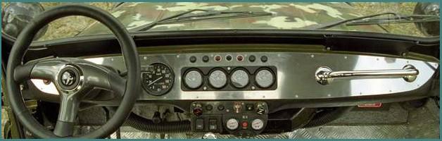 О тюнинге салона УАЗ 469 своими руками с фото и идеями