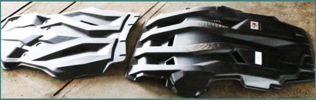 Правда о композитной защите картера двигателя