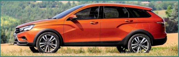 Фото, цены, характеристики автомобилей Лада Веста универсал, хэтчбек и Кросс